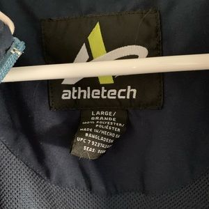 Athletech Jackets & Coats - 🌈Vintage Blue Bomber Jacket